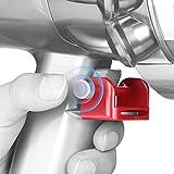 Lanmu Trigger Lock para Dyson V11 V10 Aspirador Absoluto/Animal/Motorhead, Accesorios De Bloqueo del Botón De Encendido, Libere Su Dedo