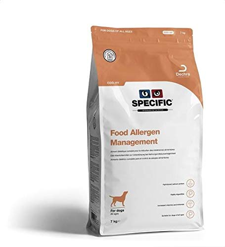Specific Canine Adult Cdd-Hy Food Allergy Management 7Kg 7000 g ⭐
