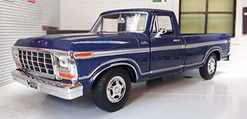Motormax 1:24 1979 Ford F-150 Pickup Truck