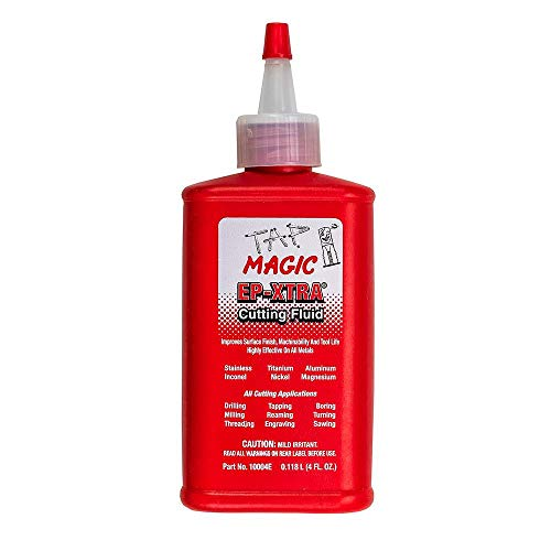 Forney 20857 Tap Magic Industrial Pro Cutting Fluid, 4 oz