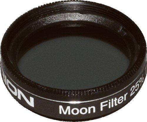 "Orion 05598 1.25"" 25 Percent Transmission Moon Filter"