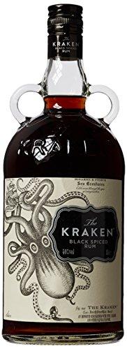 Kraken Black Spiced Rum (1 x 1 l)