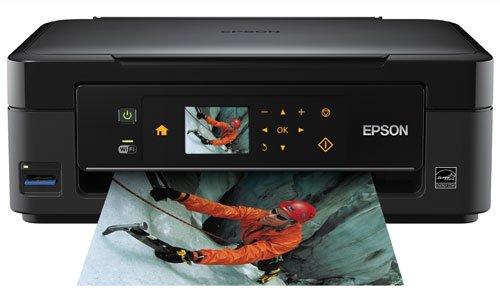 Epson Stylus SX440W Multifunktionsgerät (WiFi, Drucker, Scanner, Kopierer)