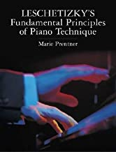 [(Leschetizky's Fundamental Principles of Piano Technique)] [Author: Theodor Leschetizky] published on (May, 2005)