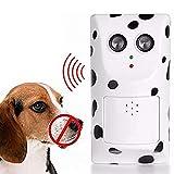 NXL Ultrasónico Inteligente Perro Anti-Ladridos Dispositivo Anti Ladridos Dispositivo Ultrasonidos Antiladridos para Perros Portátil Control De La Corteza Interior Y Exterior Trainer