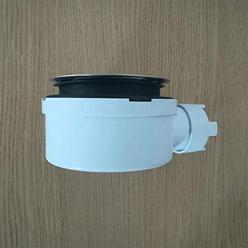 Bonde Extra-Plate 90 mm pour receveurs Logic - Mode - Strato - New York