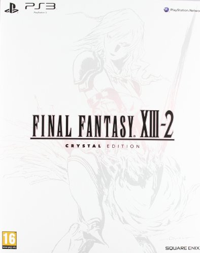 Final Fantasy XIII-2 (Crystal Edition)