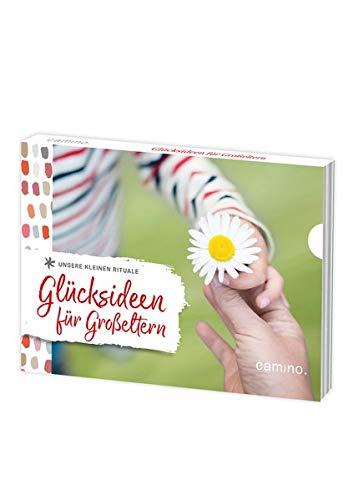 Glücksideen für Großeltern: Postkartenbuch