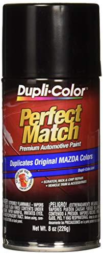 Dupli-Color Brilliant Single Ebmz11090 Perfect Match Mazda Brillant Black Touch Up Paint (8 Oz)