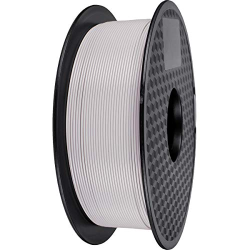 PLA Filament 1.75mm, GIANTARM Classic PLA 3D Printer Filament 1kg Spool (Gray)