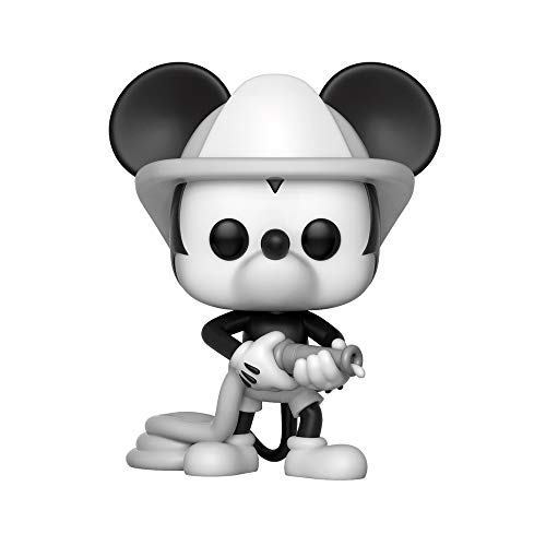 Funko 32185 POP Vinyl: Disney: Mickey's 90th Anniversary: Firefighter Mickey