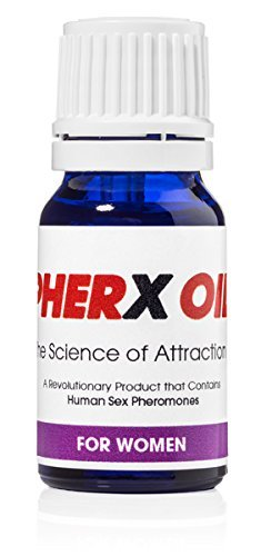 PherX Pheromone Oil for Women (Attract Men) - The Science of Attraction