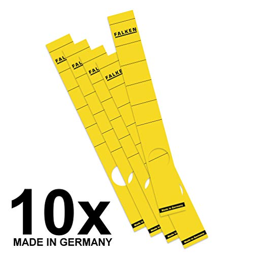 pezzi 100er rot Falken Cartelline Recycling per DIN A4
