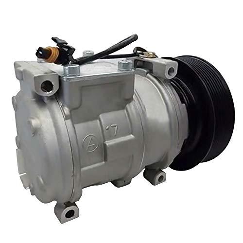 TY24304 AT168543 luftkonditionering kompressor 447100-9794 4472004933 CO 22030C för Joh n Deer e Loader 450H 450J 550H 550J 650J Tractor 72107400 7510 7600 7720 7815 7820 7920