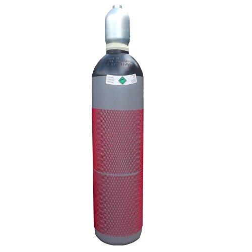 Stickstoffflasche Gasflasche 20L Stickstoff gefüllt und fabrikneu von Gase Dopp