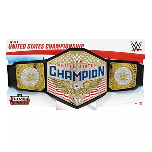 WWE United States USA Toy Title Championship Wrestling Gürtel