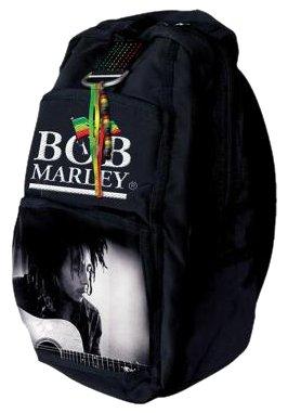 Marley,Bob,Black With Photo, Rucksack