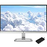 HP 23er T3M76AA#ABA 23-inch IPS LED Backlit Monitor (1920 x 1080) 60 Hz (1xVGA, 1xHDMI Input) with USB Hub