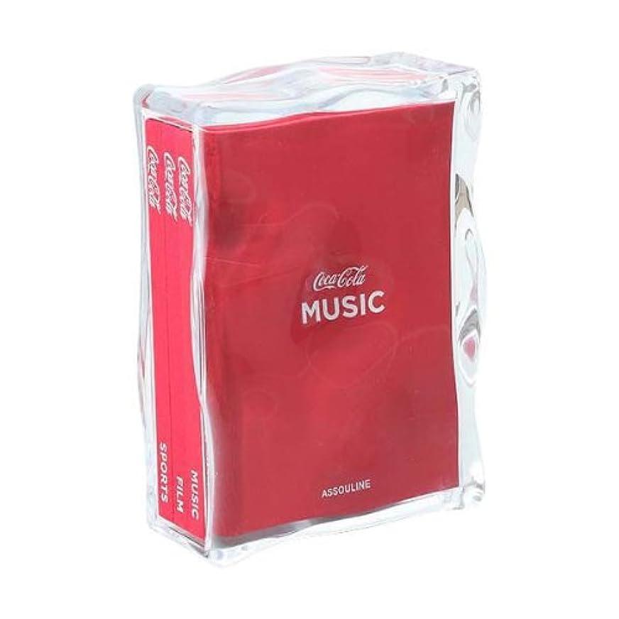 高層ビルリストマトCoca-Cola(コカ?コーラ) メモリアルブック3冊セット Film,Music,Sports リミテッドエディション