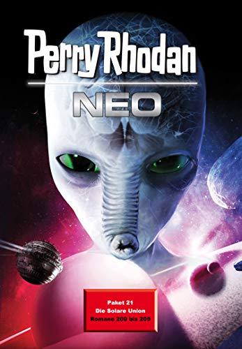 Perry Rhodan Neo Paket 21: Perry Rhodan Neo Romane 200 – 209