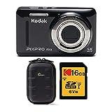 Best Kodak Cameras - Kodak PIXPRO Friendly Zoom FZ53 Digital Camera (Black) Review