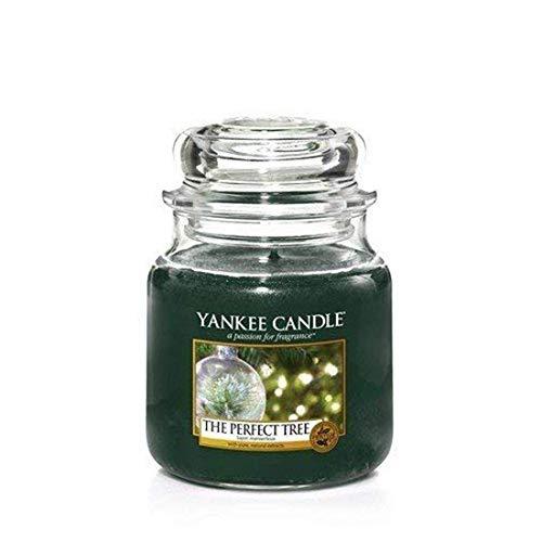 Yankee Candle Candela Giara Media, The Perfect Tree, 1