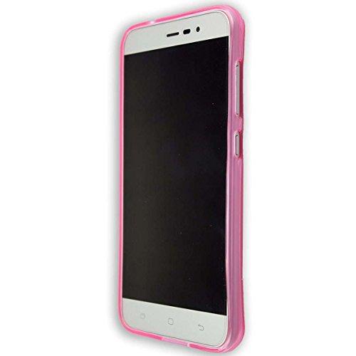 caseroxx TPU-Hülle für Medion Life E5006 MD 60227, Handy Hülle Tasche (TPU-Hülle in pink)
