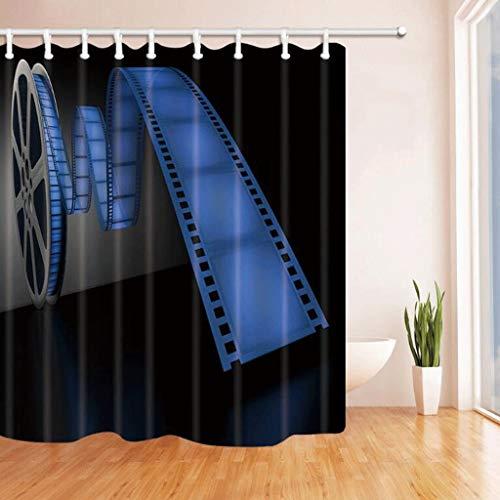 cortinas baño antimoho dibujos