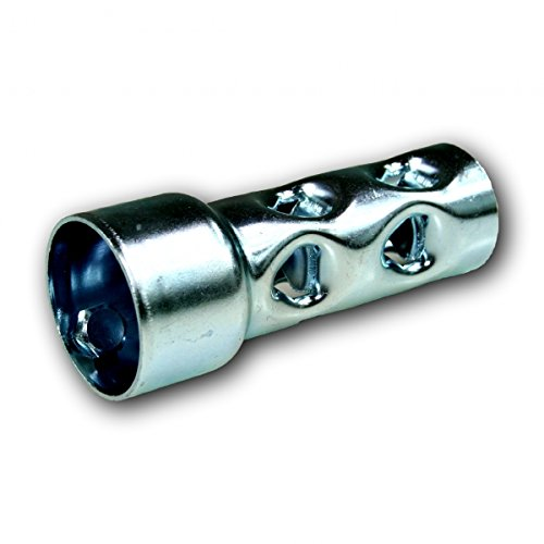 dB-Killer 40mm x 100mm Universal dB-Eater für 1 3/4 Zoll Krümmer Auspuff