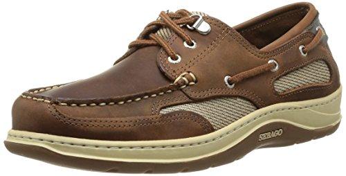 Sebago Herren CLOVEHITCH II FGL WAXED Bootschuhe, Mehrfarbig (Brown Cinnamon 922), 44.5 EU