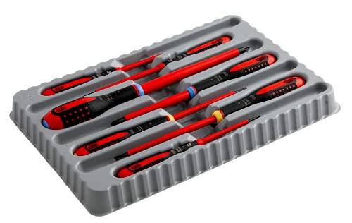 Bahco BE-9888S BHBE-9888S, 231 g Product Dimensions 25.4 x 5.1 x 9 cm, Set de 7 Piezas
