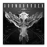 Soundgarden (Chris Cornell) Albumcover – Echo of Miles