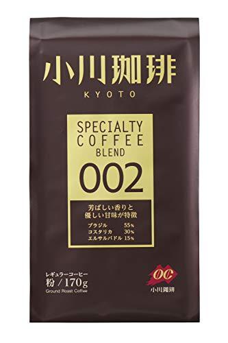 小川珈琲 スペシャルティコーヒーブレンド009 170g