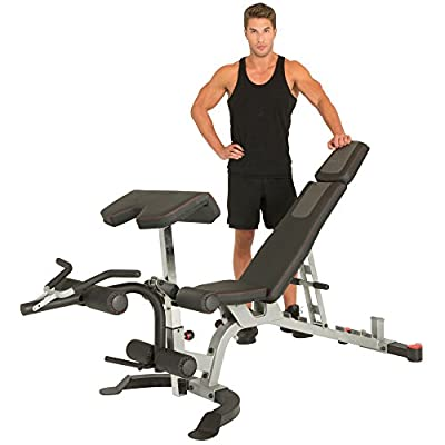 Fitness Reality X-Class 1500 lb Light Commercial Utility Weight Bench from Paradigm Health & Wellness Inc.  -- DROPSHIP