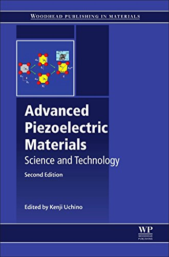 Compare Textbook Prices for Advanced Piezoelectric Materials: Science and Technology Woodhead Publishing Series in Electronic and Optical Materials 2 Edition ISBN 9780081021354 by Uchino, Kenji