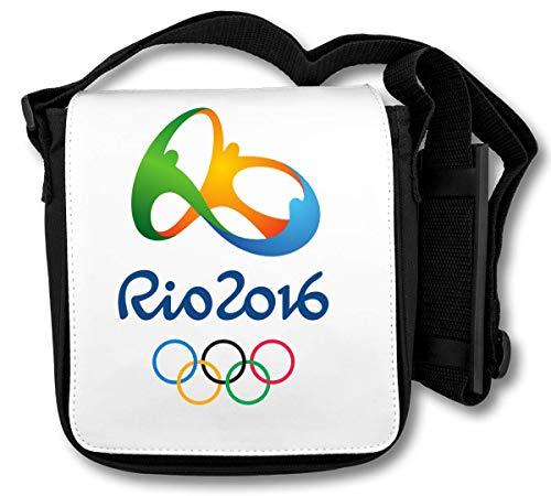 Rio Olympics 2016 Logo Schultertasche