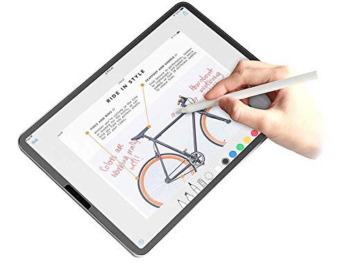 Oaky Paper Like Matte Screen Protector for Apple iPad 8 10.2 inch 2020 Anti Glare Matte Screen Protector with Easy Installation Kit - Matte Clear