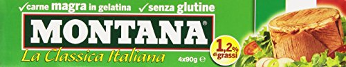 Montana - La Classica Italiana, Carne Magra In Gelatina - 360 G