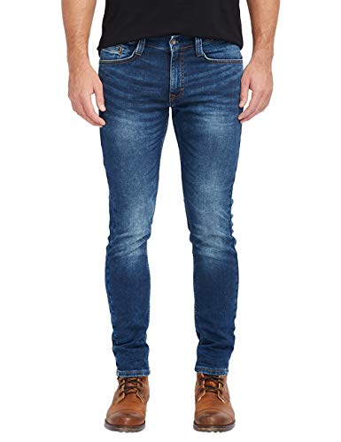 MUSTANG Herren Slim Fit Oregon Tapered K Jeans