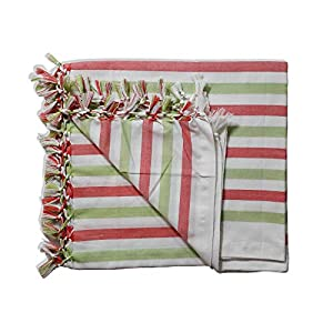 Riyashree Organic Cotton Silky Soft Bhagalpuri Dull chadar lite Blanket & Duvet Queen Size ( 52 * 94 in ) CoDull 014