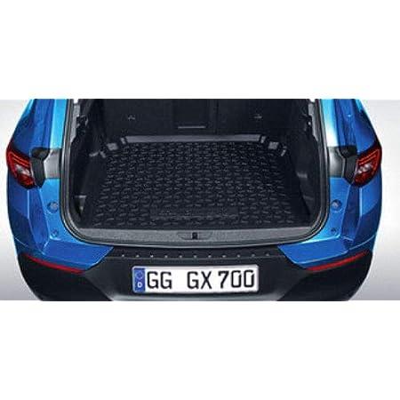Tappetino in Gomma per Bagagliaio Baule Auto ritagliabile Misura 130 x 120 cm rmg-distribuzione Tappeto Baule per Tuareg Versione 2010-2018 7P RMG25 R25S0978