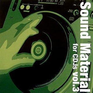 Sound Material Vol. 3 (Sampling CD) サンプリングCD