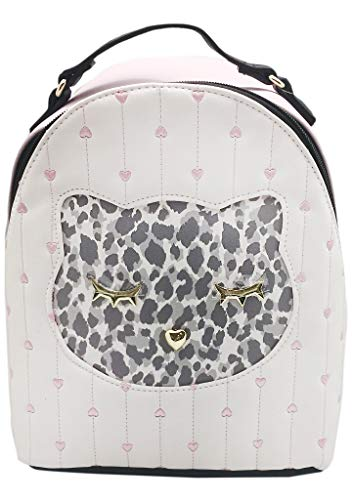 Betsey Johnson Smitten Kitten Backpack-Festival, school