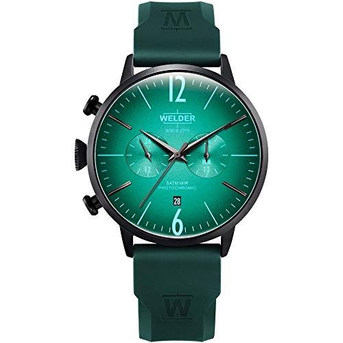 WELDER Relojes de Pulsera para Hombres 8431242961040
