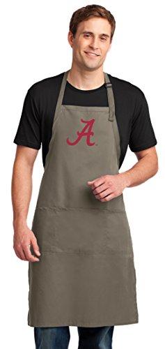 Alabama Apron LARGE Mens Womens University of Alabama Logo Gift Idea