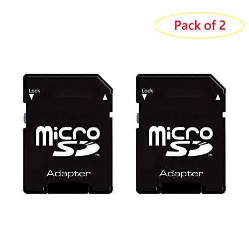 LXSINO PSP Memory Stick Adapter, Funturbo Micro SD a Memory Stick PRO Duo MagicGate Card per Sony Playstation portatile, fotocamera, Handycam