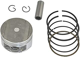 Nathan-Ng - TTR250 Piston & Rings Kit Motorcycle Engine Parts Piston Set For Yamaha TTR 250 +50 Cylinder Bore Size 73MM