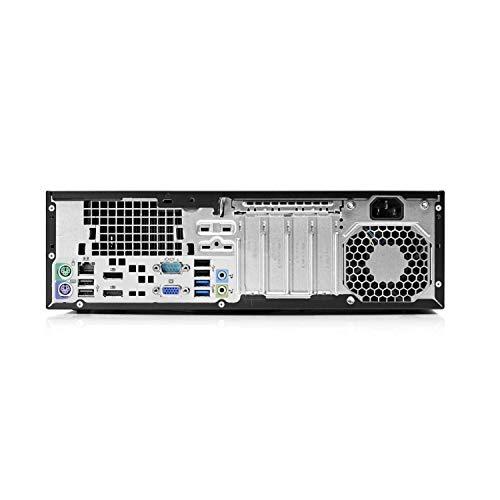 HP ProDesk 600 G1 SFF Slim Business Desktop Computer, Intel i5-4570 up to 3.60 GHz, 8GB RAM, 500GB HDD, DVD, USB 3.0, Windows 10 Pro 64 Bit (Renewed) (8GB RAM   500GB HDD) (Renewed)