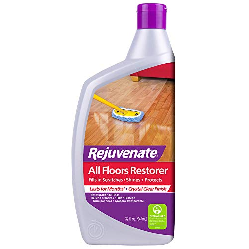 Rejuvenate All Floors Restorer and Polish Fills in Scratches Protects & Restores Shine No...
