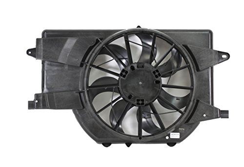 Engine Cooling Fan Assembly - Cooling Direct For/Fit GM3115266 05-07 Saturn Vue 2.2L